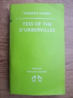 Thomas Hardy - Tess of the D Urbervilles