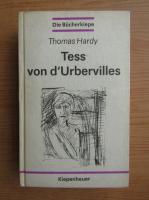 Thomas Hardy - Tess von d'Urbervilles