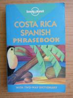 Thomas Kohnstamm - Costa Rica spanish phrasebook