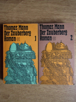 Thomas Mann - Der Zauberberg Roman (2 volume)