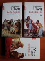 Thomas Mann - Iosif si fratii sai, 3 volume (Top 10+)