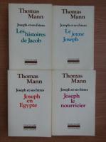 Anticariat: Thomas Mann - Joseph et ses freres (4 volume)