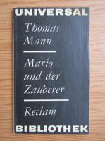 Thomas Mann - Mario und der Zauberer