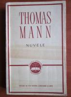 Thomas Mann - Nuvele