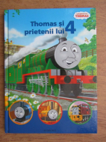 Anticariat: Thomas si prietenii lui (volumul 4)