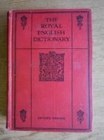 Thomas T. Maclagan - The Royal English dictionary (1926)