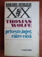 Anticariat: Thomas Wolfe - Priveste, inger, catre casa