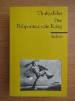 Thukydides Der Peloponnesische Krieg