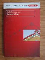 Anticariat: Tigle si accesorii. Manual tehnic