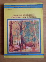 Tipuri de ecosisteme forestiere din Romania