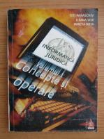 Titi Paraschiv - Informatica juridica. Concepte si operare (volumul 1)