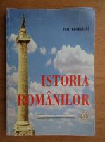 Titu Georgescu - Istoria romanilor