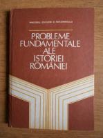 Anticariat: Titu Georgescu - Probleme fundamentale ale istoriei Romaniei