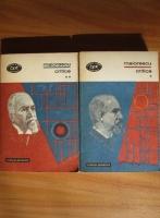 Titu Maiorescu - Critice (2 volume)