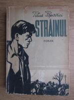 Titus Popovici - Strainul