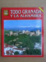 Todo Granada y la Alhambra (ghid de calatorie)