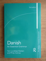 Tom Lundskaer Nielsen - Danish an essential Grammar
