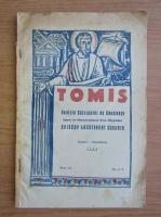 Anticariat: Tomis. Revista Episcopiei din Constanta, anul XX, august-septembrie, nr. 8-9, 1943