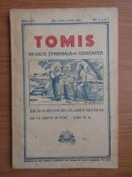 Anticariat: Tomis. Revista patriarhala de Constanta, anul XIX, nr. 5, 6, 7, mai, iunie si iulie, 1942