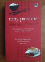 Tony Parsons - Sotia mea favorita