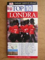 Anticariat: Top 10. Londra, ghid turistic