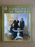 Toute la principaute de Monaco