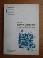 Towards a European higher architectural, Education Area
