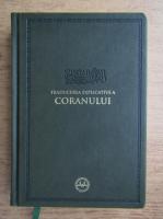 Traducerea explicativa a Coranului