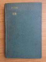Anticariat: Traian Demetrescu - Intim (1913)