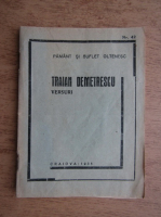 traian demetrescu - Versuri (1935)