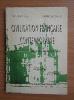 Traian Nica - Civilisation francaise contemporaine