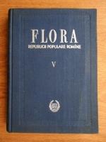 Anticariat: Traian Savulescu - Flora Republicii Populare Romane (volumul 5)