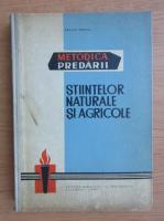 Traian Tretiu - Metodica predarii stiintelor naturale si agricole
