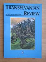 Transylvanian Review, vol. XXVI, nr. 4, iarna 2017