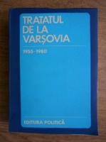 Anticariat: Tratatul de la Varsovia 1955-1980