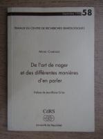 Anticariat: Travaux du Centre de Recherches Semiologiques, nr. 58, septembrie 1990