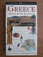 Travel Guides. Greece. Athens and The Mainland
