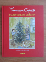 Anticariat: Truman Capote - O amintire de Craciun (editie bilingva)