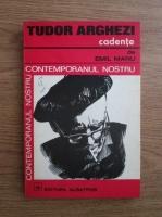 Anticariat: Tudor Arghezi cadente de Emil Manu
