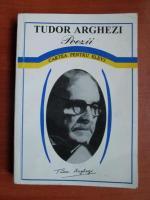Anticariat: Tudor Arghezi - Poezii. Cartea pentru elevi