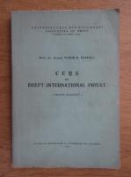 Tudor R. Popescu - Curs de Drept International Privat