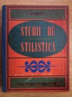 Anticariat: Tudor Vianu - Studii de stilistica