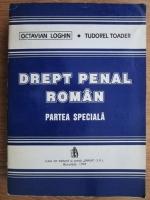 Anticariat: Tudorel Toader - Drept penal roman. Partea speciala