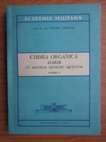 Tudoriu Pompiliu - Chimia organica. Album cu material didactic ajutator (volumul 1)