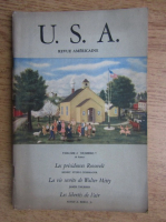 Anticariat: U.S.A. revue americaine. Volum 2, nr. 7