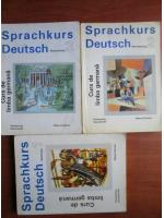 Ulrich Haussermann - Curs de limba germana. Sprachkurs deutsch (3 volume)