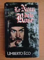 Umberto Eco - Le nom de la rose