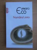 Umberto Eco - Numarul zero (Top 10+)