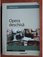 Anticariat: Umberto Eco - Opera deschisa