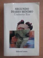 Umberto Eco - Segundo diario minimo